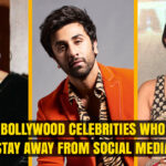 Bollywood Celebrities Who Stay Away From Social Media