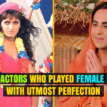Male Actors who Played Female Roles