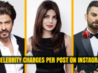 Celebrities Charge Per Post on Instagram