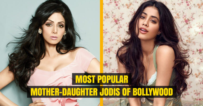 Mother Daughter Jodis of Bollywood
