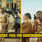 Ajay Devgn Paid for Sooryavanshi