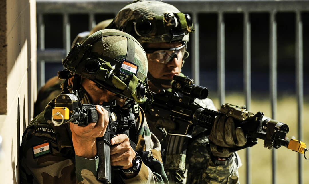 Indian Army Largest in World