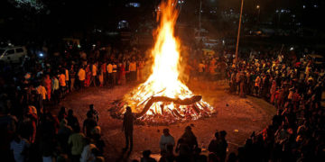 Science Behind Holika Dahan