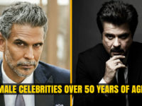 Male Celebrities Over 50 Years of Age