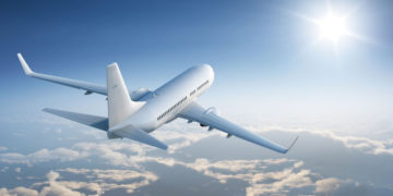 Why Airplanes are White Coloured