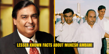 Facts about Mukesh Ambani