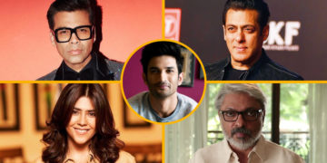 Case filed against 8 people including Karan Johar, Salman Khan, Sanjay Leela Bhansali & Ekta Kapoor