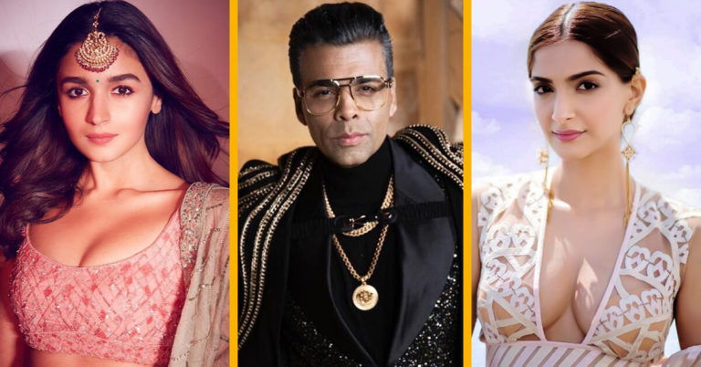 Karan Johar, Alia Bhatt and Sonam Kapoor lose Instagram followers