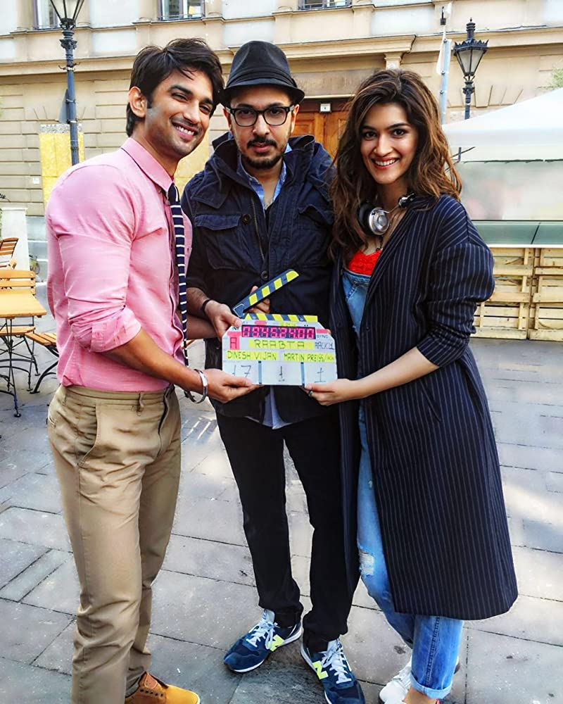 why Sushant Singh Rajput was replaced by Arjun Kapoor