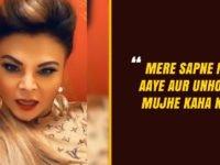 Rakhi Sawant says Sushant Singh Rajput came in her dream