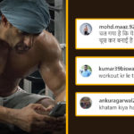 Salman Khan shares Picture after Workout