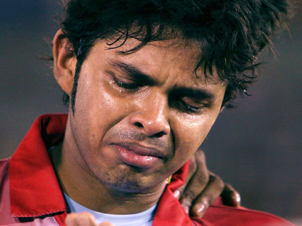 S. Sreesanth opens up about his Battle with Depression