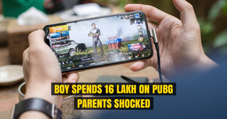 Boy Spends Rs 16 Lakh on PUBG