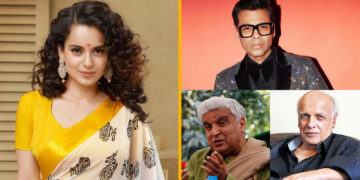 Kangana Ranaut Lashes Out