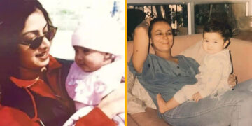 Childhood Pics of Bollywood Actresses